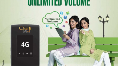 Photo of Enjoy Unlimited Surfing, Streaming & Downloads on PTCL Charji