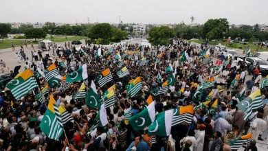 Photo of Pakistan observes Kashmir Hour to express solidarity with Kashmir | PM Imran Khan calls for nationwide protests | KashmirHour