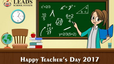 Photo of World Teacher's Day | 5 October | Leads School System