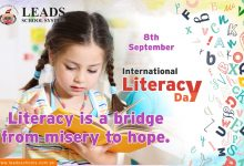 Photo of World Literacy Day | 8th September | Education | Reading