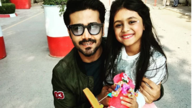 Photo of How did actor Ali Abbas's little fairy help cancer patients?