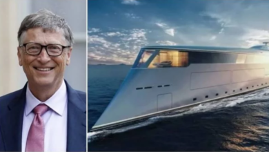 Photo of Bill Gates becomes the first buyer of the most expensive boat.