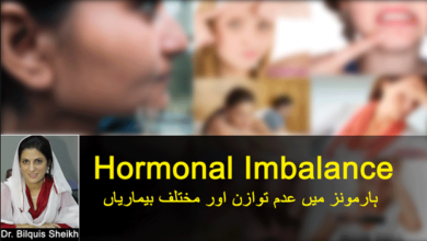 Photo of Hormonal Imbalances & Various Diseases | Dr. Balqis Sheikh
