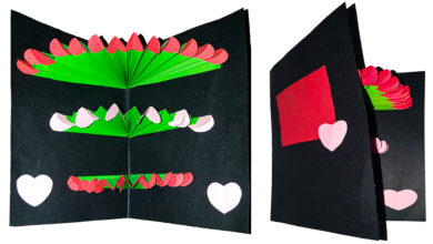 Photo of How to Make a Handmade Greeting Card with Paper   Art and Craft