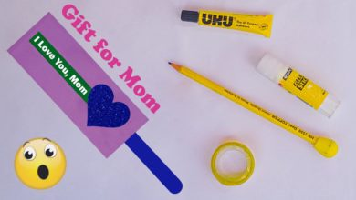 Photo of How to Make I Love You Card | Gift For Mom | Happy Mother's Day