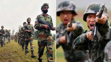 Photo of Indian Army Becomes A Cat In-Front Of Chinese Soldiers In Ladakh | Report