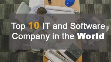 Photo of Top 10 Largest IT and Software Companies in the World (2020)