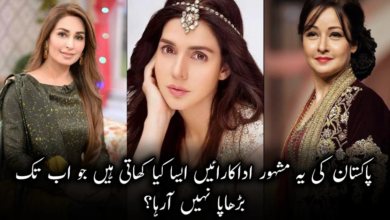 Photo of What Do These Famous Pakistani Actresses Eat That Is Not Getting Old Yet?