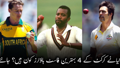 Photo of Who are the 4 best fast bowlers in the world of cricket | Interesting