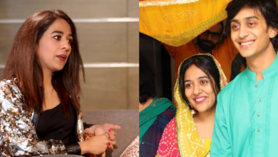 Photo of Why Did Actress Yasra Rizvi Marry a Boy Younger Than Her?