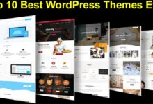Photo of Top 10 Best WordPress Themes 2020 – 2021 | Free & Pro