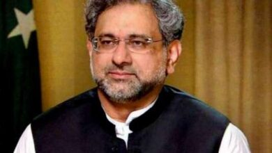 Photo of We will talk to those Who Influence Politics | Not the Government | Shahid Khaqan Abbasi