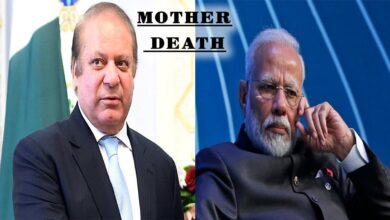 Photo of Indian PM expresses condolences over death of Nawaz Sharif's mother