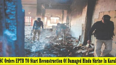 Photo of SC Orders EPTB To Start Reconstruction of Damaged Hindu Shrine in Karak