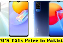 Photo of VIVO'S Y51s Price in Pakistan | New Phone Introduced