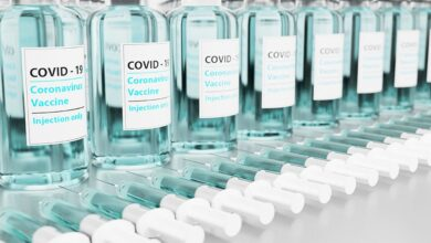Photo of Coronavirus Vaccine: 84,000 Healthcare Workers Will be Given First Vaccine Dose
